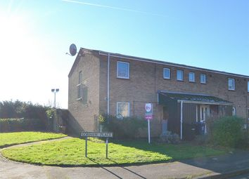 Thumbnail 1 bed maisonette for sale in Gorham Place, The Paddock, Eaton Ford, St. Neots, Cambridgeshire