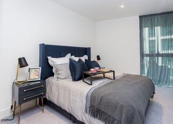 Thumbnail 2 bed flat to rent in Battersea Reach, Kew