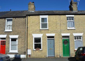 Thumbnail 2 bedroom terraced house for sale in York Street, Cambridge