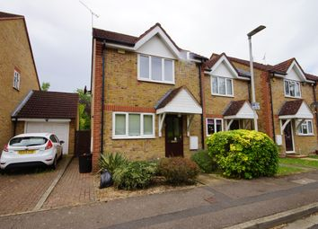 Thumbnail 3 bed end terrace house to rent in Mayfly Close, Eastcote, Pinner
