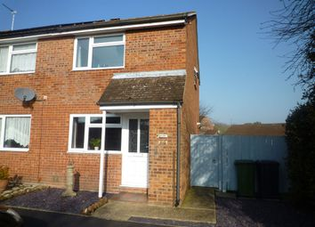 Thumbnail 2 bed semi-detached house to rent in Harbord Close, North Walsham