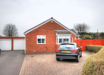 Thumbnail 4 bed detached bungalow for sale in Windmill Way, Morpeth