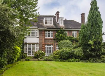 Thumbnail 6 bed detached house for sale in Dover Park Drive, London