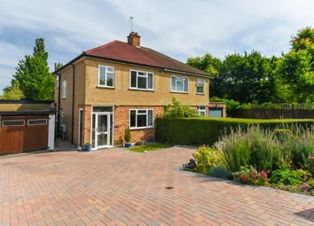 Thumbnail 3 bed semi-detached house for sale in Bell Lane, Little Chalfont, Amersham