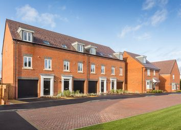 "Thumbnail 3 bed semi-detached house for sale in ""Phillpot"" at Locksbridge Road, Picket Piece, Andover"
