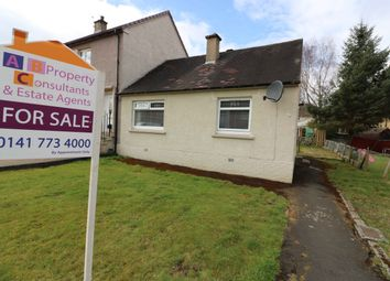 Thumbnail 1 bed bungalow for sale in Baillie Drive, Bothwell