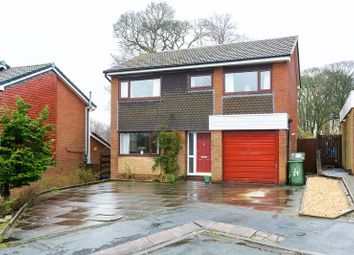 Thumbnail 5 bedroom detached house for sale in Byley Rise, Standish, Wigan