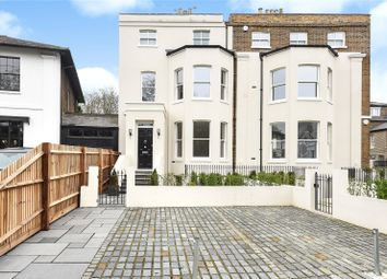 Thumbnail 4 bed semi-detached house for sale in Clarence Crescent, Windsor, Berkshire