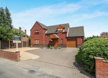 Thumbnail 3 bed detached house for sale in Saham Toney, Thetford, Norfolk