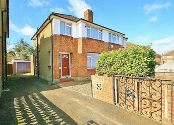Thumbnail 3 bed semi-detached house for sale in Wentworth Crescent, Hayes