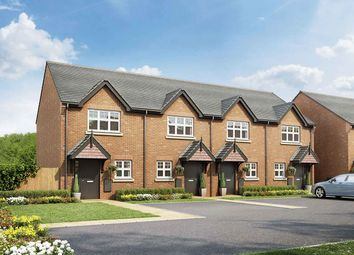 "Thumbnail 2 bed mews house for sale in ""The Arun"" at Malthouse Way, Penwortham, Preston"