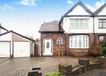 Thumbnail 3 bedroom semi-detached house to rent in Park Drive, Thornton, Liverpool