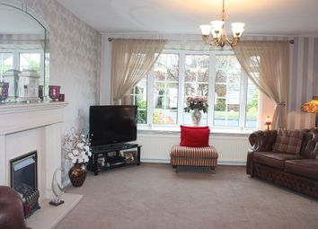Thumbnail 4 bedroom detached house for sale in Sandringham Close, Haxby, York