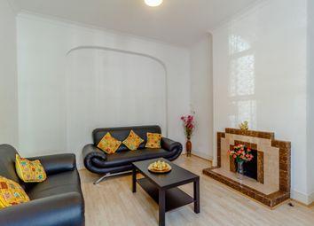 Thumbnail 4 bedroom terraced house to rent in Landseer Road, London