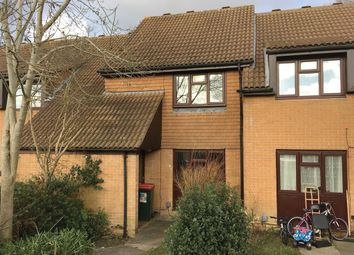 Thumbnail 3 bed terraced house for sale in Moor Park Crescent, Ifield, Crawley