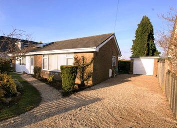 Thumbnail 2 bedroom detached bungalow to rent in Corfe View Road, Corfe Mullen, Wimborne