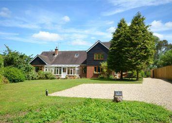 Thumbnail 5 bed detached house for sale in Walden Road, Sewards End, Saffron Walden, Essex