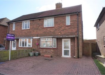 Thumbnail 2 bed semi-detached house for sale in The Avenue, New Haw