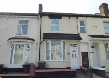 Thumbnail 3 bedroom terraced house for sale in Wanderers Avenue, Wolverhampton