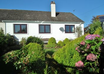 Thumbnail 3 bed semi-detached bungalow for sale in The Glebe, Gavinton, Duns