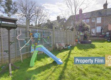 Thumbnail 2 bed terraced house for sale in Gordon Road, Hailsham