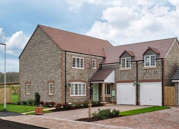 "Thumbnail 5 bed property for sale in ""The Trent"" at Wand Road, Wells"