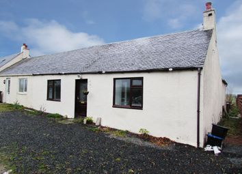 Thumbnail 1 bed cottage for sale in Littlemill Road, Drongan