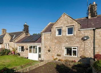 Thumbnail 3 bed terraced house for sale in South Charlton, Alnwick, Northumberland