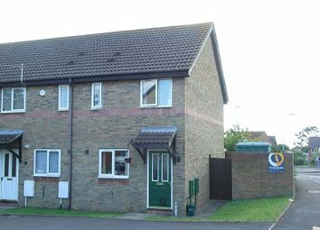 Thumbnail 2 bed terraced house to rent in Readers Way, Rhoose, Barry