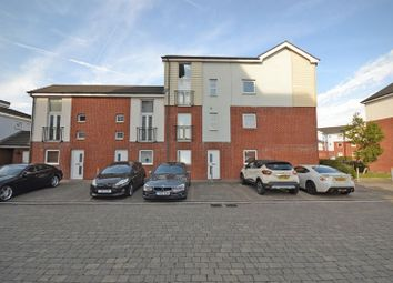 Thumbnail 1 bed flat for sale in Ground Floor Apartment, Ariel Close, Newport