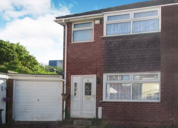 3 bed semi-detached house for sale in Hall Crescent, West Bromwich B71