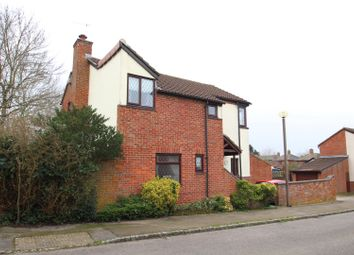 Thumbnail 3 bedroom detached house for sale in Nursery Gardens, Bradwell, Milton Keynes