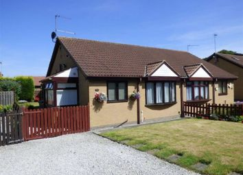 Thumbnail 2 bed semi-detached bungalow for sale in Thorngumbald Road, Paull, East Yorkshire