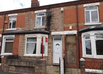 Thumbnail 2 bed terraced house for sale in Thomson Road, Gorton, Manchester