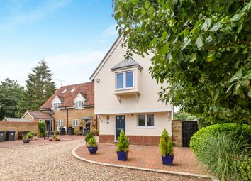 Thumbnail 3 bed link-detached house for sale in High Street, Stanstead Abbotts, Ware