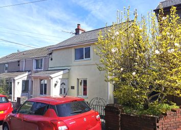 Thumbnail 2 bed cottage for sale in Crown Road, Kenfig Hill