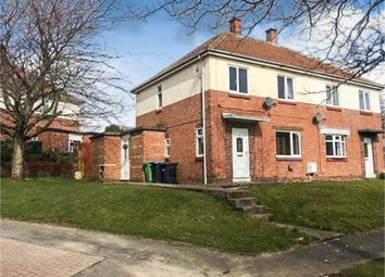 Thumbnail 3 bed semi-detached house for sale in Dunelm Road, Trimdon, Trimdon Station, Durham