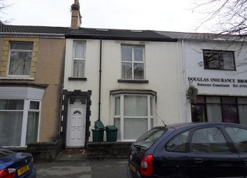 Thumbnail 8 bed terraced house to rent in Mansel Street, Swansea