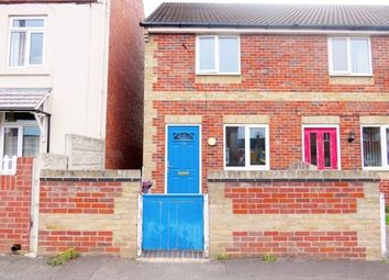Thumbnail 2 bed property to rent in King Street, Hodthorpe, Worksop