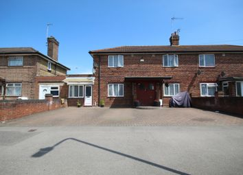 Thumbnail 8 bed semi-detached house for sale in Lyon Park Avenue, Wembley, Middlesex