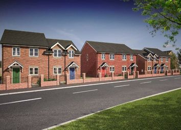 Thumbnail 2 bedroom semi-detached house for sale in Plot 45 Dolforgan View, Kerry, Newtown, Powys