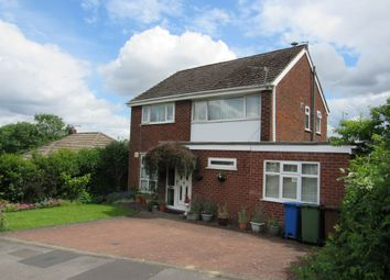 Thumbnail 5 bed detached house for sale in Kendal Drive, Gatley, Cheadle