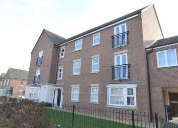 Thumbnail 2 bedroom flat to rent in Bridegroom Street, Market Harborough
