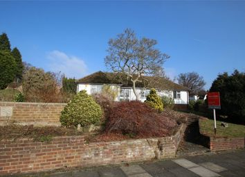 Thumbnail 4 bed detached bungalow for sale in Wimborne Avenue, Chislehurst, Kent