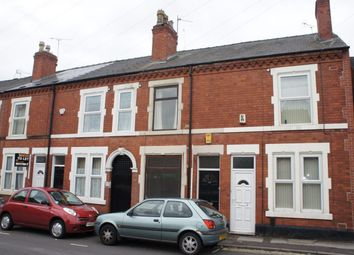 Thumbnail 2 bed terraced house to rent in Drewry Lane, Derby