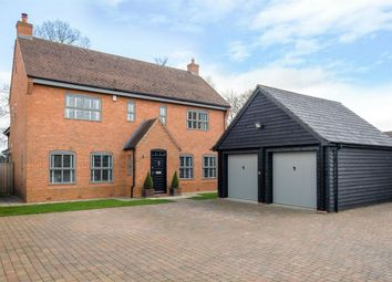 Thumbnail 6 bed detached house for sale in Green End, Great Stukeley, Huntingdon