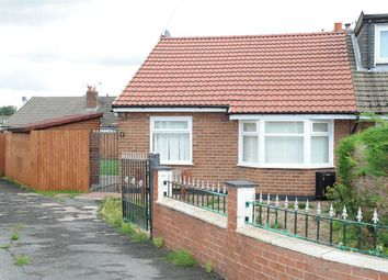 Thumbnail 2 bed bungalow for sale in Newlands Avenue, Irlam, Manchester