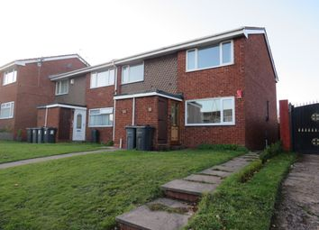 Thumbnail 2 bed flat to rent in North Park Road, Erdington, Birmingham