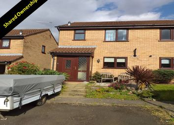 Thumbnail 2 bedroom semi-detached house for sale in Vicarage Close, Brierley Hill
