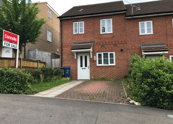 Thumbnail 3 bed semi-detached house for sale in Mortimer Road, Oxford